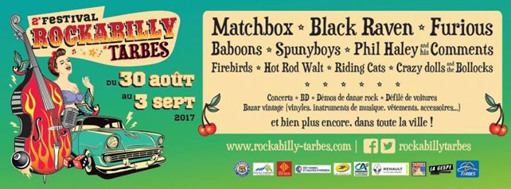 rockabilly tarbes vegan's food truck