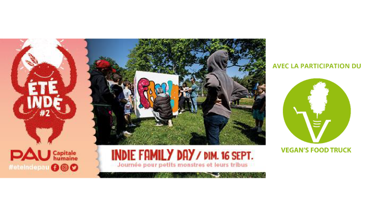 indie family day - vegan's food truck-01
